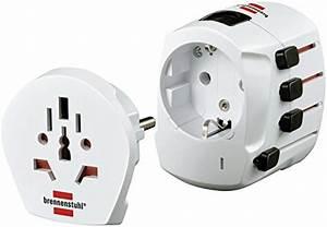 Steckdosenadapter Für Frankreich : brennenstuhl weltreisestecker adapter steckdosenadapter ~ Kayakingforconservation.com Haus und Dekorationen