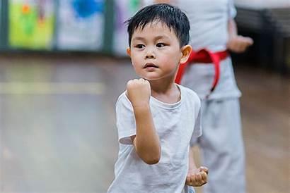 Ninja Class Classes Children Karate