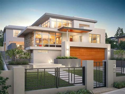 spectacular modern architecture home plans best 25 modern home design ideas on modern