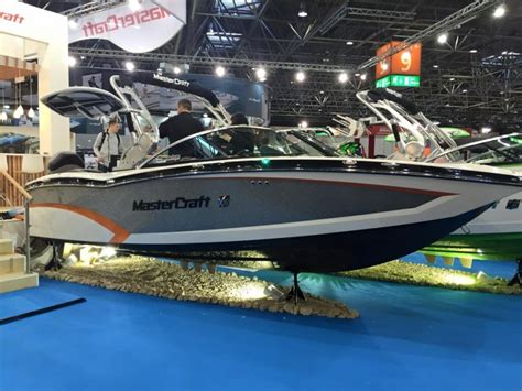 Boat Prices At Boat Show by Mastercraft Boats Uk News Boot D 252 Sseldorf 2015