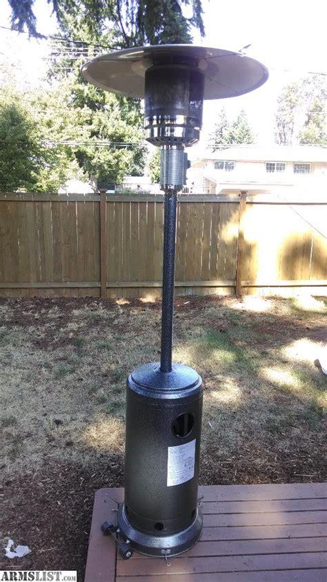 armslist for sale new outdoor garden propane patio heater