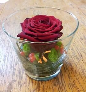 Rosen Im Glas : tischdeko rosen im glas hochzeit ~ Eleganceandgraceweddings.com Haus und Dekorationen
