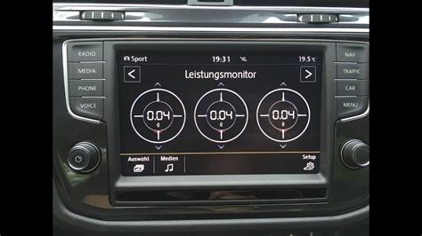 vw navigation discover media vw radio composition media discover media 2 mib2 der neue tiguan