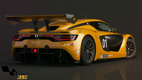 Clio R S Hd Picture by 2018 Renault Sport Rs 01 Car Photos Catalog 2019