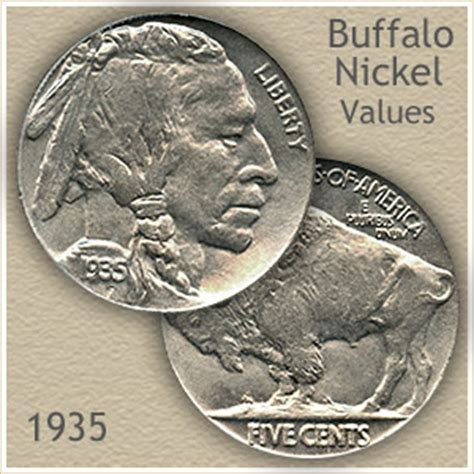 how much is a buffalo nickel worth 1935 nickel value discover your buffalo nickel worth