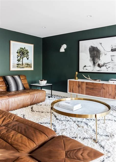 colores  paredes  tendencias  interiores