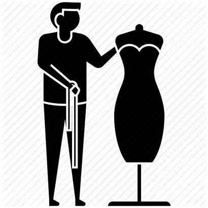 Icon Mannequin Designer Tailor Dressmaker Icons Editor