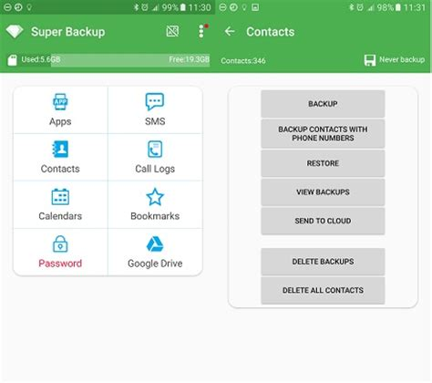 backup contacts android how do i backup contacts on android