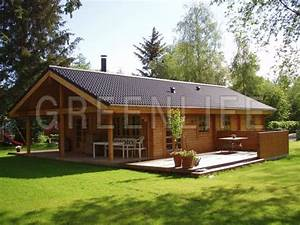 Prix Kit Maison Bois : maison bois tosca 128 maison bois greenlife ~ Premium-room.com Idées de Décoration