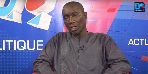 gouvernement senegalais de macky sall me amadou sall quot le gouvernement de macky sall doit d 233 missionner car il a avou 233 incomp 233 tence