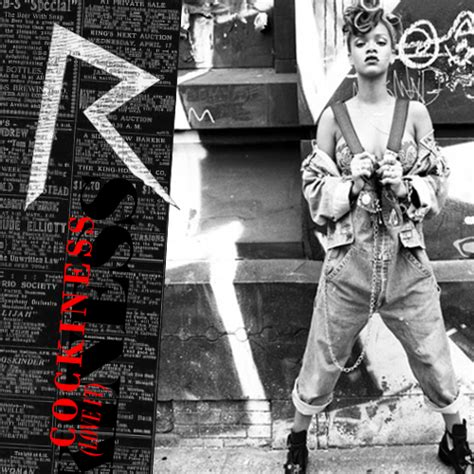 Soulcovers Single Rihanna  Cockiness (love It