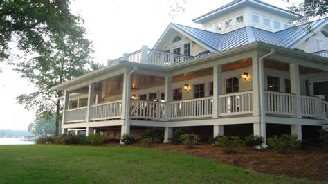 Cottage House Plans with Wrap around Porches Cottage House
