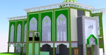 berita arsitek sipil contoh gambar autocad masjid