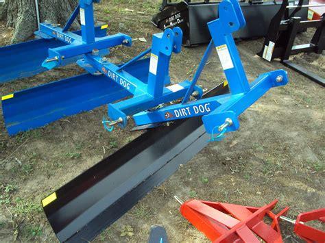 dirt blade dirt 3pt 6 grader blade magnolia tx 112889477 equipmenttrader