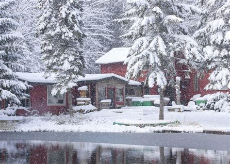 Winter Cottage How To Save Money On A Winter Cottage Rental Toronto