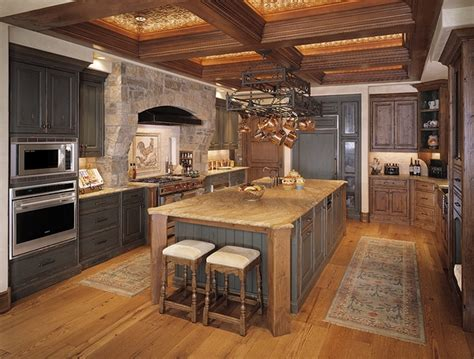 tuscan kitchens designs 105 interior design ideas for the kitchen in different styles 2983