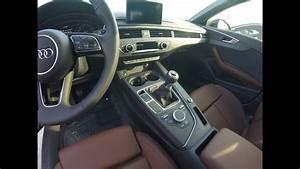 2018 Audi A4 Manual Quattro