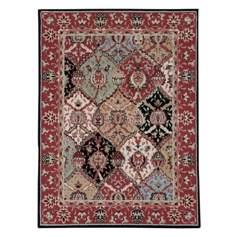 overstock area rugs nourison overstock modesto reverie multi 3 ft 11 in x 5