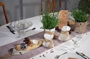 Tisch Deko Hochzeit : hochzeits tischdeko mit jute bags topfplanzen und ~ A.2002-acura-tl-radio.info Haus und Dekorationen