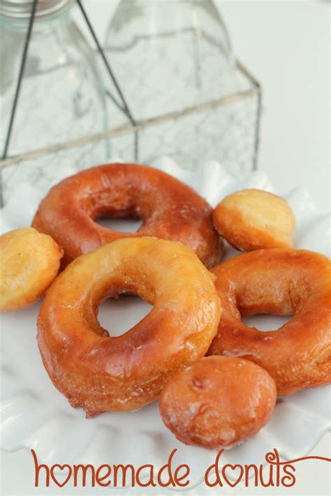 make donuts easy homemade doughnuts recipe dishmaps