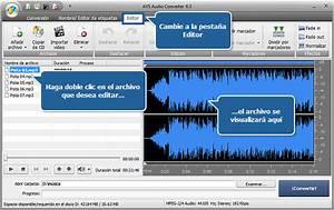 U00bfc U00f3mo Crear Audiolibros Usando Avs Audio Converter