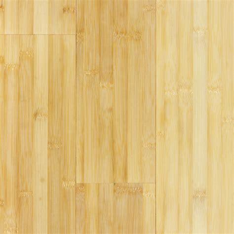 """3/8"""" x 3 7/8"""" Horizontal Natural Bamboo Flooring   Supreme"""