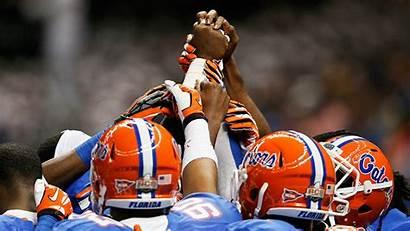 Football Florida Wallpapers Gators Desktop Ncaa Fl