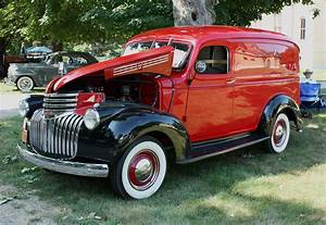 1941 Chevrolet Panel Delivery Truck  3 Of 8