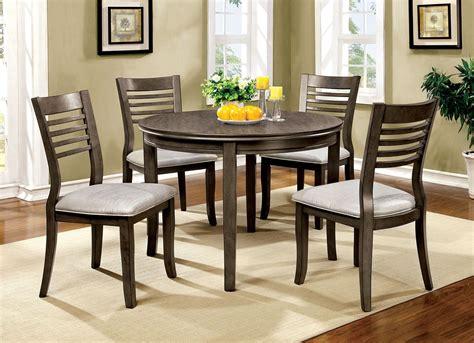 dwight iii gray   dining room set cmgy rt