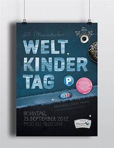 Poster Design for the World Children's Day on Behance