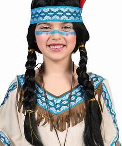 Indianer Kostüm Mädchen : indianer kost m kinder indianerin m dchen kost m pocahontas beige blau kost me ~ Frokenaadalensverden.com Haus und Dekorationen