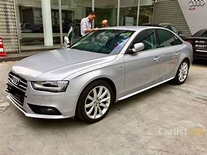 Audi A4 2015 TFSI 1 8 in Kuala Lumpur Automatic Sedan Silver for RM 136,000  3676619  Carlist my