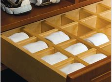 drawer organizers socks and panties Dream Home Ideas
