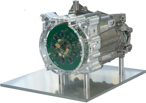 Electric Motor Safety by Successful Eu Research Project Motorbrain Increases Range