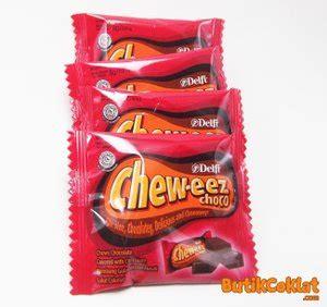 jual permen coklat delfi cheweez  gram cokelat kiloan