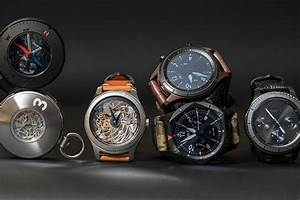 Samsung Is Showing Off Some Pretty Cool Concept Watches At