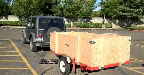 59 Best Images About Harbor Freight Trailer Ideas On