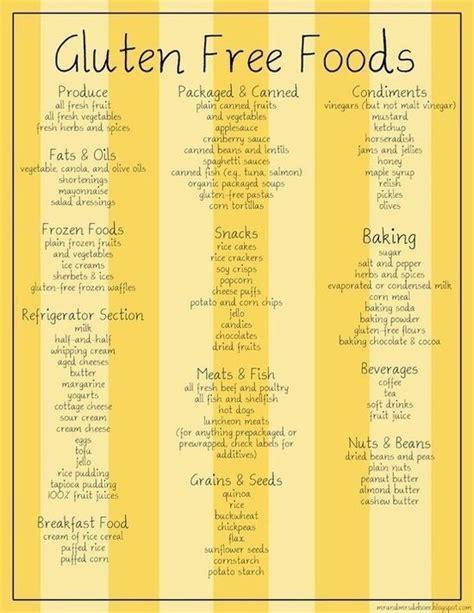 Kitchen Bouquet Ingredients Gluten Free by Best 25 Celiac Disease Diet Ideas On Celiac