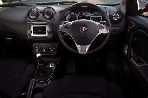 alfa romeo mito interieur alfa romeo mito series 2 gets new compact engine