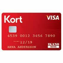Ikano Bank Kontakt : ikano bank visa 0 kr i rsavgift kredit 1000 60 000 kr ~ Watch28wear.com Haus und Dekorationen