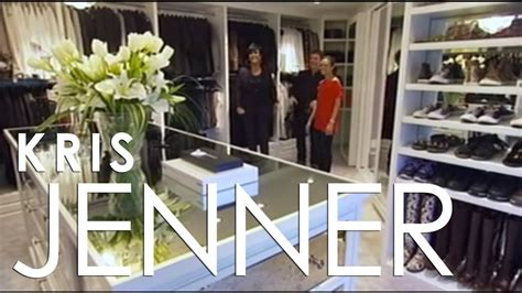 S Closet by Million Dollar Closets Kris Jenner S Closet La Closet