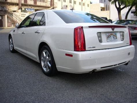 hhawaii  cadillac sts specs  modification