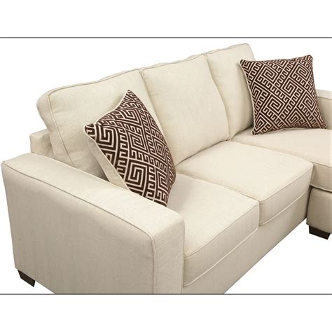 value city furniture sleeper sofa sterling beige queen memory foam sleeper sofa w chaise