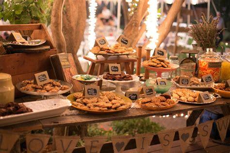 DIY Backyard BBQ Wedding Reception Diy wedding food
