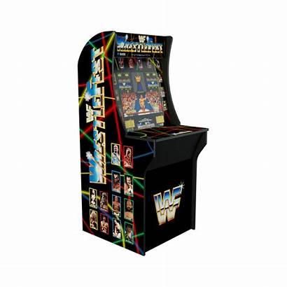 Wwf Wrestlefest Arcade1up Kit Complete