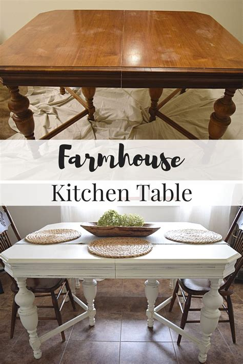 diy country kitchen table best 25 distressed dining tables ideas on diy 6808