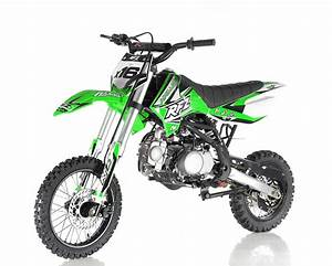 Apollo Rfz 125cc Dirt Bike X16 Automatic