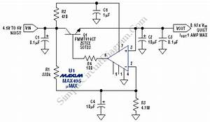 low noise power supply for audio circuits circuit diagram With low power circuit