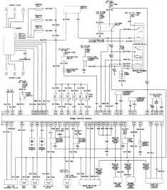 94 toyota 4runner engine repair guides wiring diagrams wiring diagrams autozone com