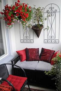 Ideen Für Kleinen Balkon : 1001 unglaubliche balkon ideen zur inspiration ~ Eleganceandgraceweddings.com Haus und Dekorationen